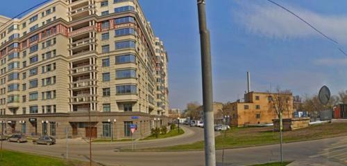 Панорама обучение мастеров для салонов красоты — Кристи - школа салонного бизнеса — Москва, фото №1