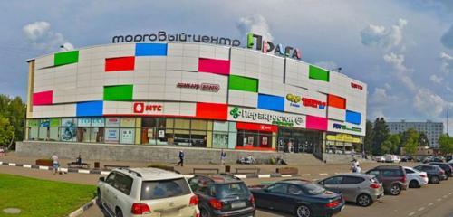 Панорама автошкола — Автошкола Техника — Москва, фото №1