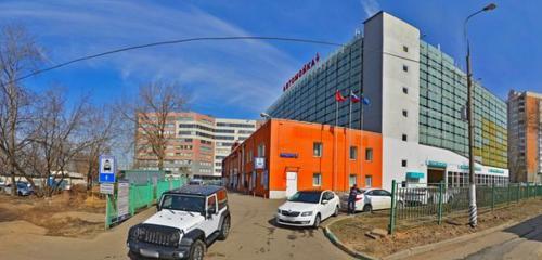 Панорама автосервис, автотехцентр — Моторс-88 — Москва, фото №1