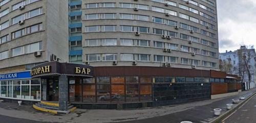 Панорама гостиница — Академическая — Москва, фото №1