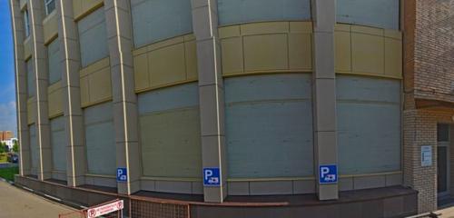 Панорама автобусный парк — Яркоб — Москва, фото №1