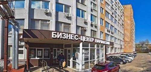 Панорама автотранспортное предприятие, автобаза — ГорТрансАвто — Москва, фото №1