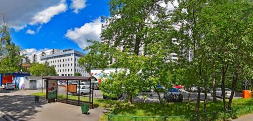 Панорама шторы, карнизы — Василина — Москва, фото №1