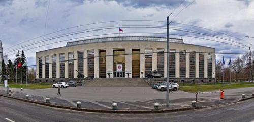 Панорама музей — Центральный музей Вооружённых Сил Российской Федерации — Москва, фото №1