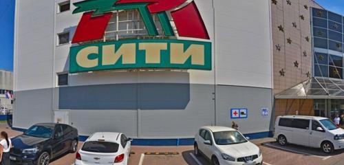 Панорама магазин кожи и меха — Меха Елизаветы — Москва, фото №1