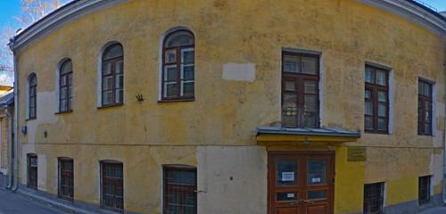 Панорама НИИ — ФГБУН институт географии Российской академии наук — Москва, фото №1