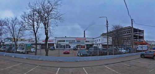 Панорама автосервис, автотехцентр — Лр-юг — Москва, фото №1