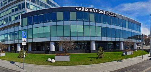 Панорама ресторан — Рыба моя — Москва, фото №1