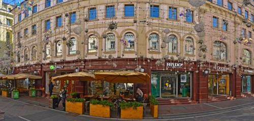 Панорама бар, паб — Papa'S Bar & Grill — Москва, фото №1