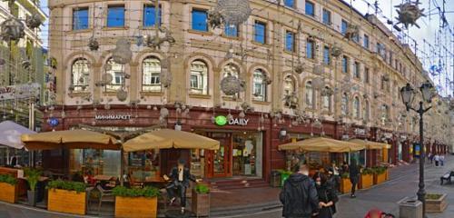 Панорама магазин продуктов — АВ Daily — Москва, фото №1