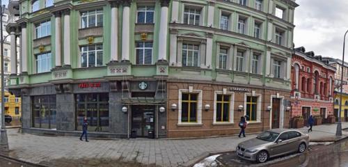 Панорама кафе — Кафе Pate & Co — Москва, фото №1