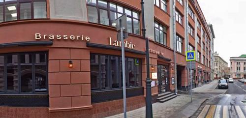 Панорама ресторан — Brasserie Lambic — Москва, фото №1