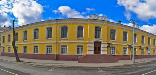 Панорама культурный центр — Дом офицеров — Москва, фото №1