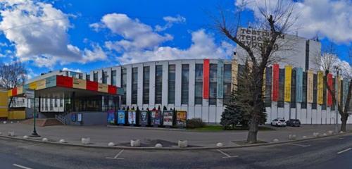 Panorama theater — Teatrium — Moscow, photo 1