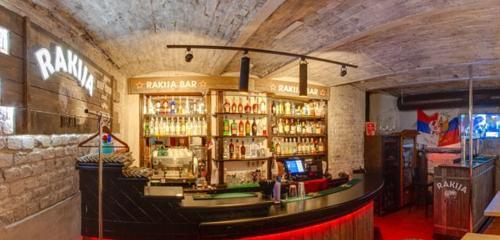 Панорама бар, паб — Ракия — Москва, фото №1