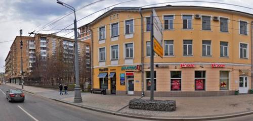Панорама багетные изделия — Фаберама — Москва, фото №1