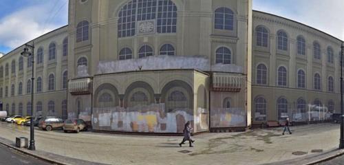 Панорама почтовое отделение — Отделение почтовой связи Москва 101000 — Москва, фото №1