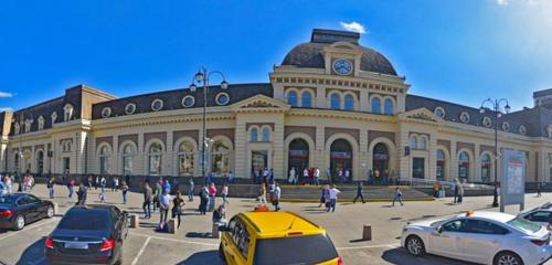 Panorama train station — Paveletsky Rail Terminal — Moscow, photo 1