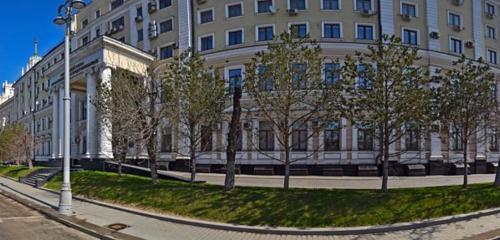 Панорама общественная организация — Российский союз промышленников и предпринимателей — Москва, фото №1