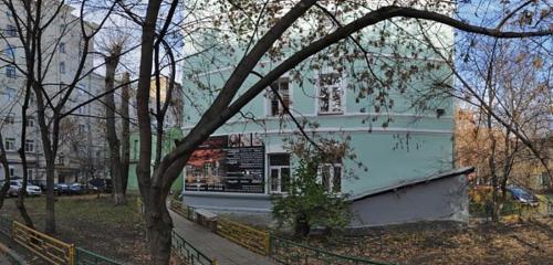 Панорама салон красоты — Салон красоты Lis Blanc — Москва, фото №1