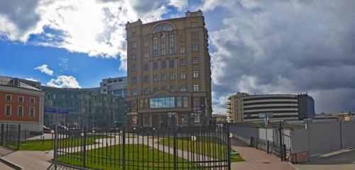 Панорама хостинг — Вебхост — Москва, фото №1