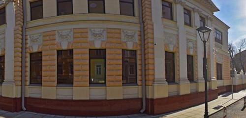 Панорама посольство, консульство — Посольство Республики Латвия в РФ — Москва, фото №1