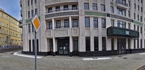 Panorama restaurant — Coperto — Moscow, photo 1