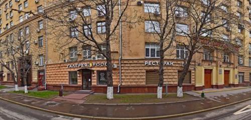 Панорама швейная фабрика — ТекстильЛегСнаб — Москва, фото №1
