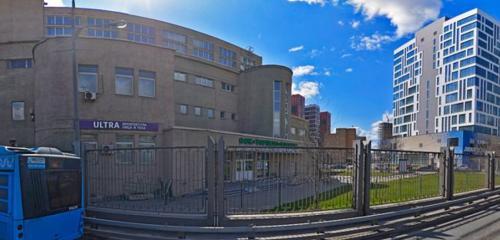 Панорама бассейн — Утенок — Москва, фото №1