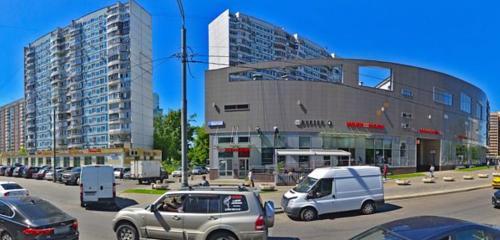 Панорама салон красоты — Orange — Москва, фото №1