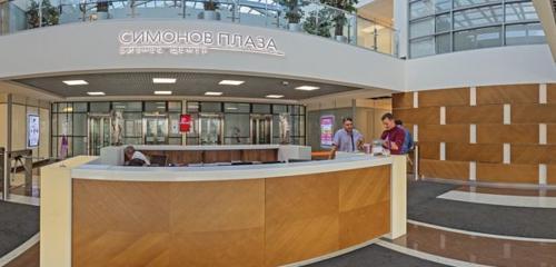 Панорама бизнес-центр — Симонов Плаза — Москва, фото №1