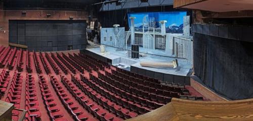 Панорама театр — Содружество актёров Таганки — Москва, фото №1