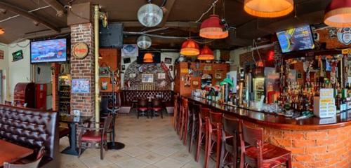Panorama pub, bar — Double Bourbon Street — Moscow, photo 1