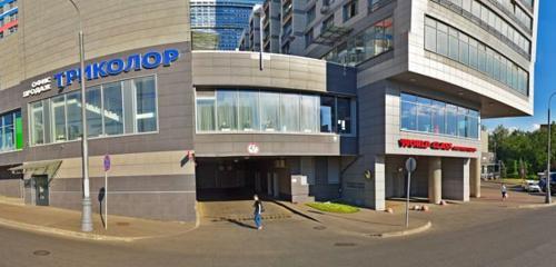 Панорама жалюзи и рулонные шторы — Рольштор — Москва, фото №1