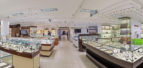 Panorama jewelry store — Golden Gross — Moscow, photo 1
