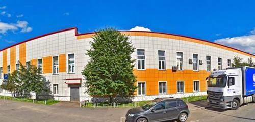 Панорама столовая — Понятная Еда — Москва, фото №1
