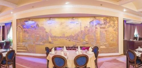 Панорама ресторан — Мти-Ели — Москва, фото №1
