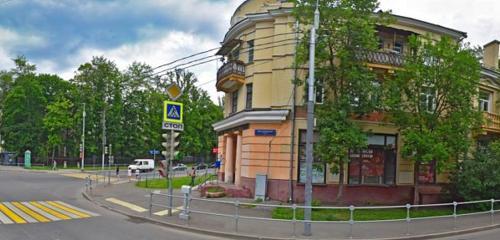 Панорама почтовое отделение — Отделение почтовой связи Москва 129128 — Москва, фото №1
