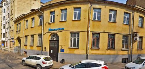 Панорама общественная организация — Межрегиональный центр библиотечного сотрудничества — Москва, фото №1
