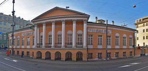 Панорама достопримечательность — Дом-музей Матвея Муравьёва-Апостола — Москва, фото №1