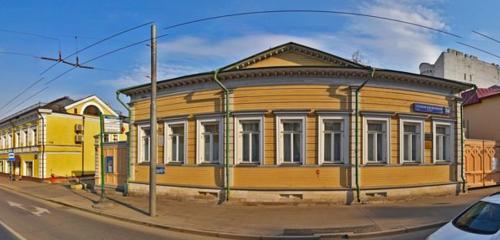 Панорама музей — Дом-музей Василия Львовича Пушкина — Москва, фото №1
