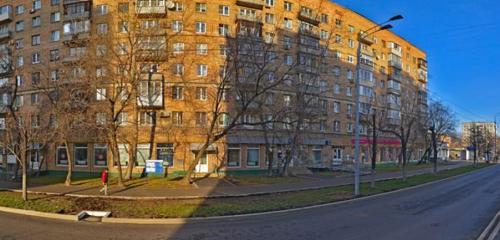 Панорама почтовое отделение — Отделение почтовой связи Москва 115432 — Москва, фото №1