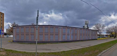 Panorama auto repair shop — Avtopryamotok — Moscow, photo 1