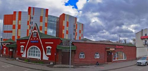 Панорама фітнес-клуб — Фитнес СССР — Москва, фото №1