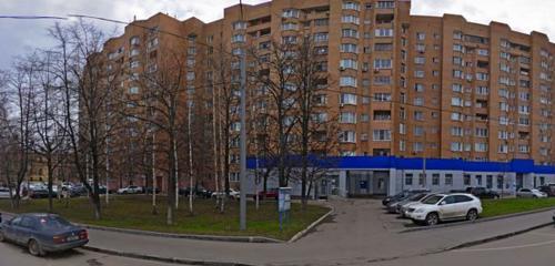 Панорама почтовое отделение — Отделение почтовой связи Москва 111033 — Москва, фото №1