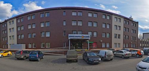 Панорама школа танцев — Школа танцев Ассоль — Москва, фото №1