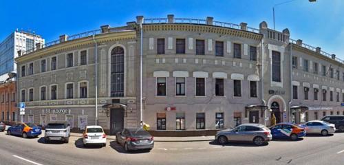 Панорама рекламная продукция — Русфлаг — Москва, фото №1