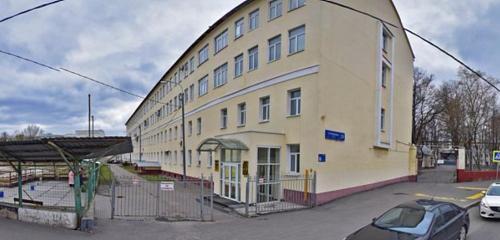 Панорама ВУЗ — МИРЭА - Российский технологический университет — Москва, фото №1