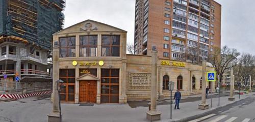 Панорама ресторан — Мясной ресторан The бык — Москва, фото №1