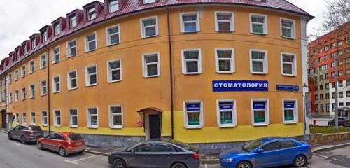Панорама стоматологическая клиника — Смайл — Москва, фото №1